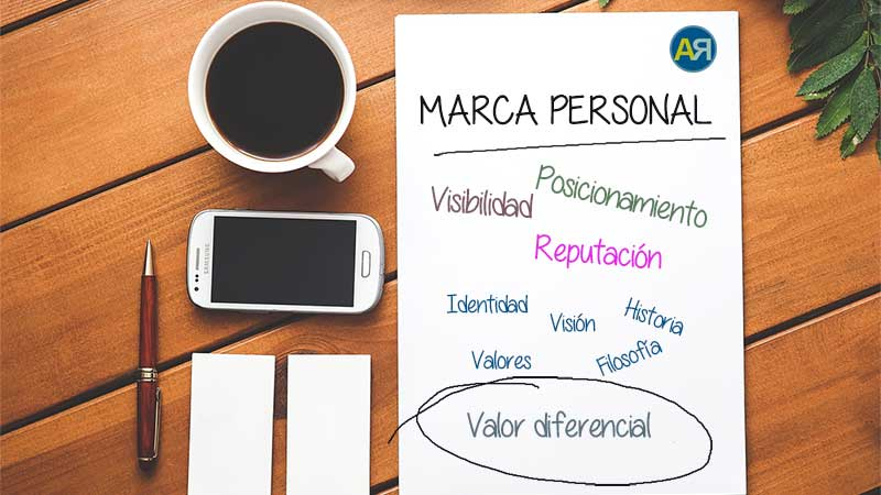 7 pasos para crear una marca personal de éxito