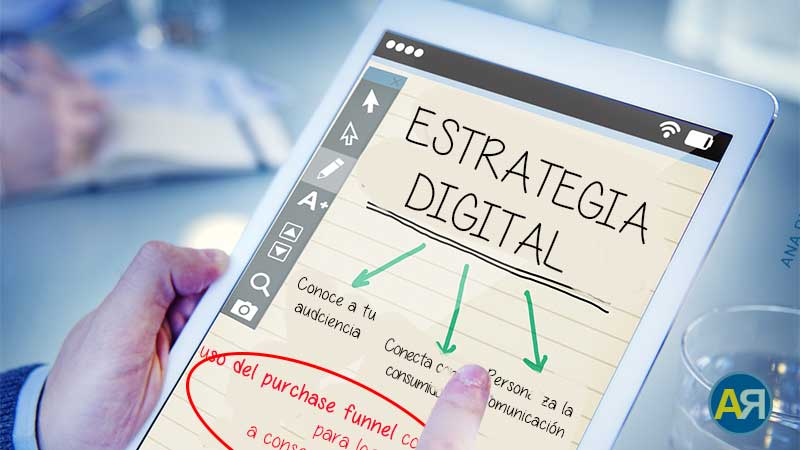 Estrategia de marketing digital. Cómo conseguir óptimos resultados de ventas | @anaricosan
